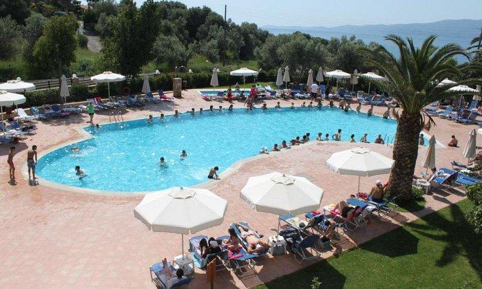 Προσφορά από 459€ για 5 διανυκτερεύσεις με Ημιδιατροφή για 2 ενήλικες και έως 2 παιδιά έως 13 ετών Ισχύει έως 25/09 στο Olympic Star Hotel in Evia