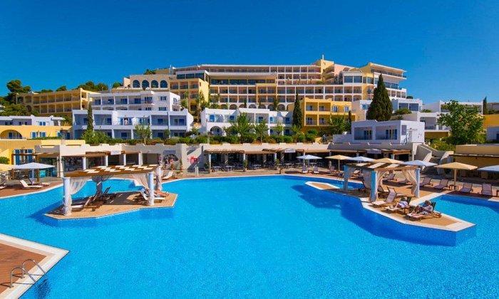 Προσφορά 28η Οκτωβρίου από 93€ ανά διανυκτέρευση με ALL INCLUSIVE για 2 ενήλικες (και 1 παιδί έως 12 ετών) Ισχύει από 1/10 έως 31/10 και για 28η Οκτωβρίου στο 4* Mare Nostrum Hotel Club Thalasso
