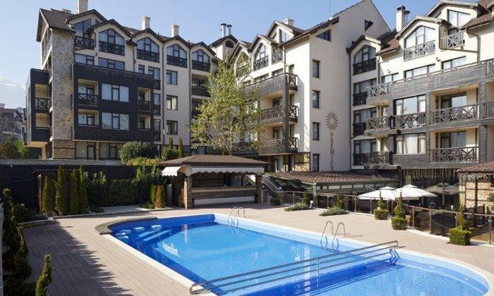 Προσφορά από 89€ ανά διανυκτέρευση με πρωινό ή Ημιδιατροφή για 2 ενήλικες (και 1 παιδί έως 6 ετών) Ισχύει από 3/11 έως 30/11 στο 5* Premier Luxury Mountain Resort