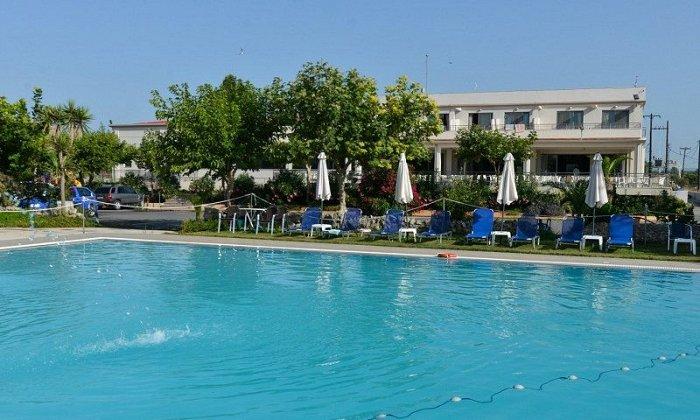 28η Οκτωβρίου από 120€ για 2 διανυκτερεύσεις με πρωινό για 2 ενήλικες (και 1 παιδί έως 3 ετών) Ισχύει για 28η Οκτωβρίου στο 4* GMP Bouka Resort Hotel