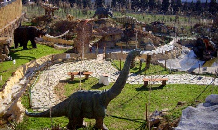 Πάρκο Δεινοσαύρων | Ωραιόκαστρο