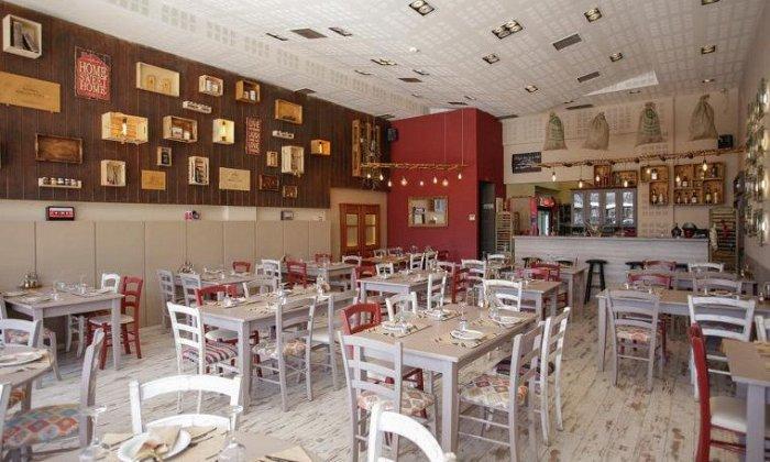 """11,90€ από 24€ για ένα γεύμα για 2 άτομα με ελεύθερη επιλογή από τον κατάλογο, στο """"Μύρτιλο"""" στον Εύοσμο"""