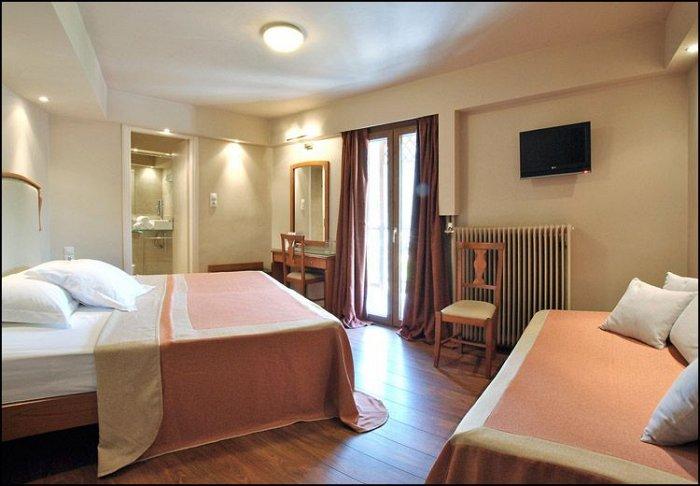 28η Οκτωβρίου από 70€ ανά διανυκτέρευση με πρωινό για 2 ενήλικες (και 1 παιδί έως 3 ετών) Ισχύει για 28η Οκτωβρίου στο Kentrikon Hotel - Maniatis Hotels & Resorts