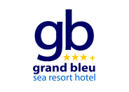Grand Bleu Sea Resort logo