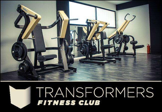 """139€ για 12μηνη συνδρομή σε ένα από τα πιο καινούργια και εξελιγμένα γυμναστήρια της Θεσσαλονίκης το """"Transformers"""""""