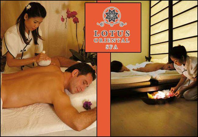 20€ για 50΄απόλαυσης ενός αυθεντικού θεραπευτικού Balinese Massage με αιθέρια έλαια από το Lotus Oriental Spa!