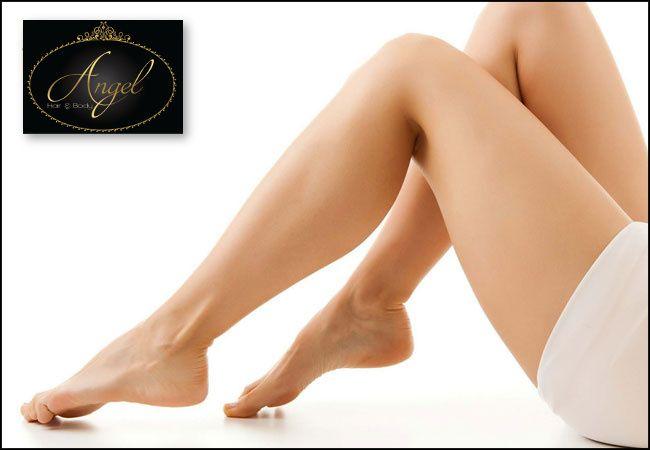 59€ για 8 συνεδρίες οριστικής αποτρίχωσης IPL σε Full bikini και μασχάλες ή 129€ για 8 συνεδρίες σε Full πόδια, από το ινστιτούτο Angel Spa