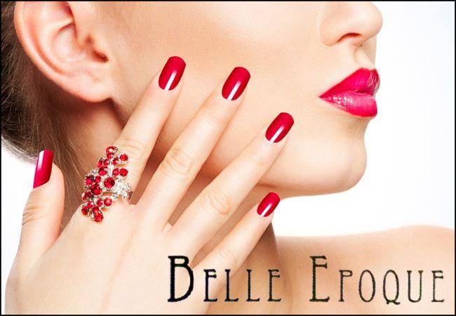 """9€ για ένα ολοκληρωμένο manicure με ημιμόνιμο χρώμα, απλό ή γαλλικό, από το εξειδικευμένο """"Belle Epoque"""""""