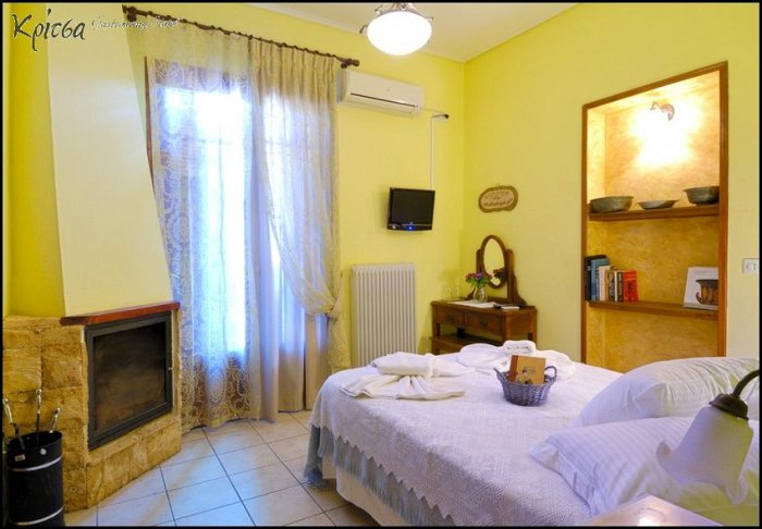 Προσφορά από 70€ ανά διανυκτέρευση με Ημιδιατροφή για 2 ενήλικες και 1 παιδί έως 5 ετών Ισχύει έως 20/12 εκτός 28η Οκτωβρίου στο Gastronomy Hotel Kritsa