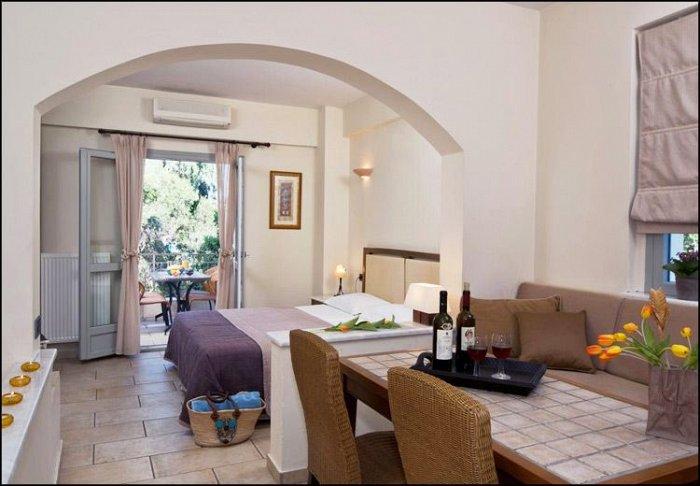 Προσφορά από 50€ ανά διανυκτέρευση για 2 ενήλικες και 1 παιδί έως 12 ετών Ισχύει έως 20/12 εκτός 28η Οκτωβρίου στο Harmony Hotel Apartments