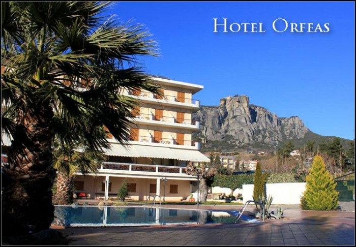 Προσφορά 28η Οκτωβρίου από 50€ ανά διανυκτέρευση με πρωινό για 2 ενήλικες και 1 παιδί έως 3 ετών Ισχύει έως 30/11 και για 28η Οκτωβρίου στο Orfeas Hotel
