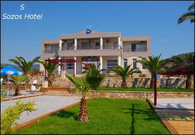 Προσφορά από 30€ ανά διανυκτέρευση με πρωινό για 2 ενήλικες και 1 παιδί έως 4 ετών Ισχύει έως 30/09 στο Sozos Inn Hotel